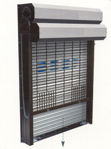 Long Island Rolling Gate 516 200 8505 Roll Up Door 24